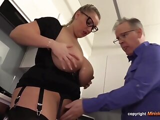 Blonde on top - Anastasia lux and Bettor Wicky Czech hardcore compilation