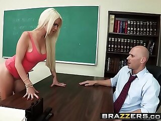 Brazzers - Big Tits at School - (Alexis Ford) (Johnny Sins) - Teaching Mr. Sins