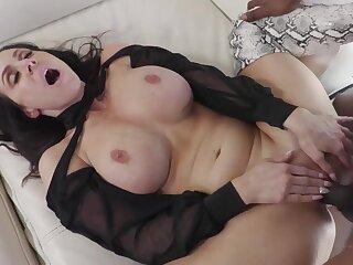 Pleasure-seeking MILF Kendra Lust interracial memorable xxx reinforcer