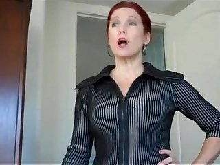 Angry mom wants to ride dick