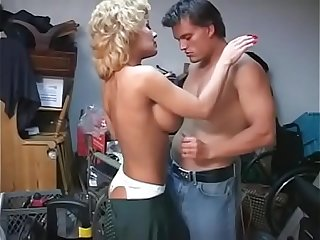 Blonde milf takes a cock #1