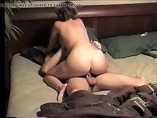 Hot milf fucked by her sons best friend