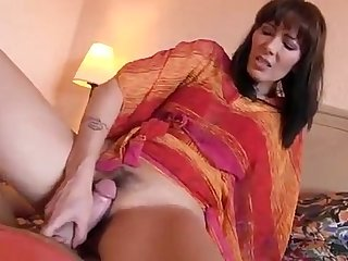 Zoey Holloway goes on vacation with her son and fucks him.  TabooHandjobs.com