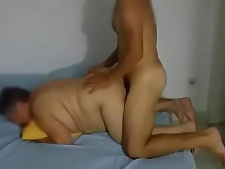 HIDDEN CAM OLD GRANNY 63 YEARS OLD #3 fat