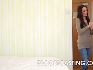 Hidden Cam Casting of Milf Escort Connected with Caravanserai With Client