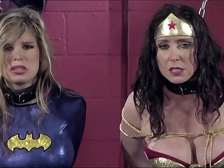 Christina Carters Coupled with Candlelight Boxxx - babes in bondage in BDSM cosplay