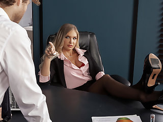 Fill My Plot Free Video Alongside Alison Avery - BRAZZERS