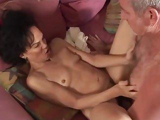 Hairy pussy mature ebony interracial skit