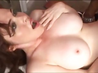 Big Black One-Eyed Windings Assfucks A Redheaded Milf