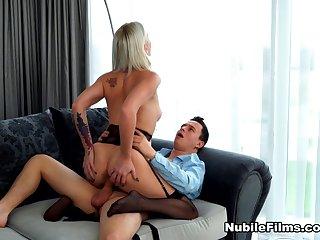 Azazai & Nikki Nutz in False impression - NubileFilms