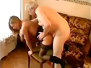 Maid Sara Nice fucked by her ugly old boss