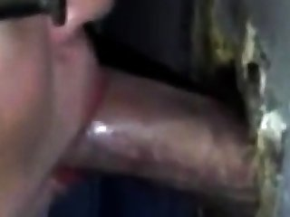 submissive amateur girl sucks and swallows stranger