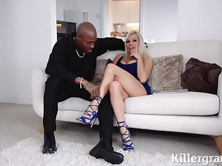 Michelle Thorne - Take Be passed on Stygian Cock