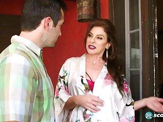 56 y.o. granny Cashmere hot sex video