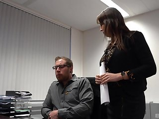 Rough sex at be passed on office with be passed on new secretary