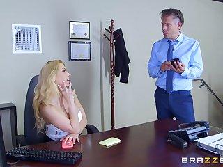 Secretary goes full mode down gloryhole porn play vanguard office