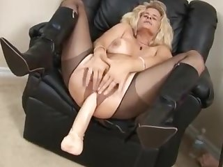 The Start Be required of My Granny Fetish 0435 - Kelley Cabbana